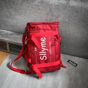 Рюкзак арт Р503, цвет:красный
