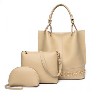 Комплект сумок из 3 предметов арт А408,цвет:хаки