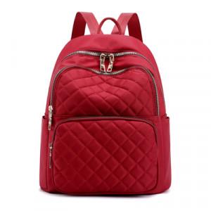 Рюкзак арт Р510, цвет: красный  6628