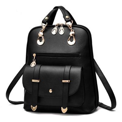 Рюкзак  арт Р346, черный