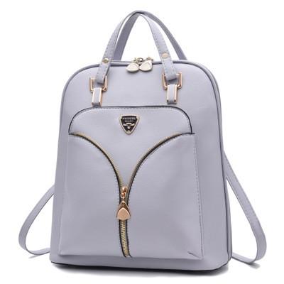 Рюкзак арт Р347, серый