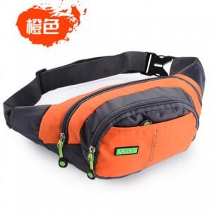 Спортивная сумка арт СС1 цвет:8 оранжевый