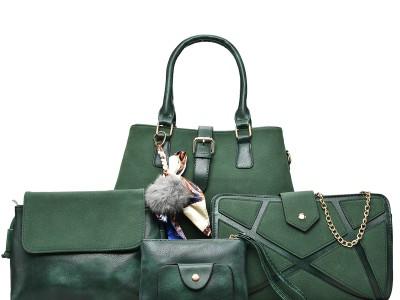 Набор сумок из 5 предметов арт А393 матовый