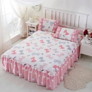 Покрывало на кровать арт 5441 цвет: бежевый женск.дневник