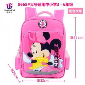 Рюкзак арт Р309 светло-розовый
