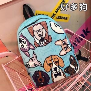 Рюкзак арт Р319 много собак