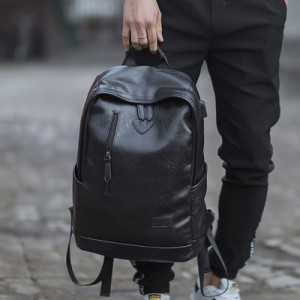 Рюкзак арт МК43, черный