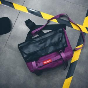 Сумка молодежная арт МК44, фиолетовый