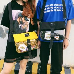 Сумка молодежная арт МК46, желтый