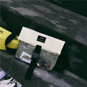 Сумка молодежная арт МК46, белый