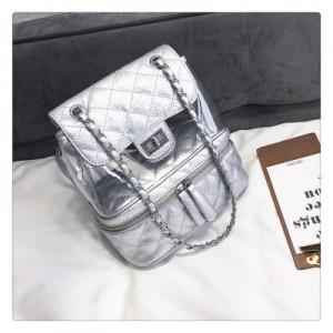 Рюкзак арт Р334, серебро