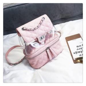 Рюкзак арт Р334, розовый