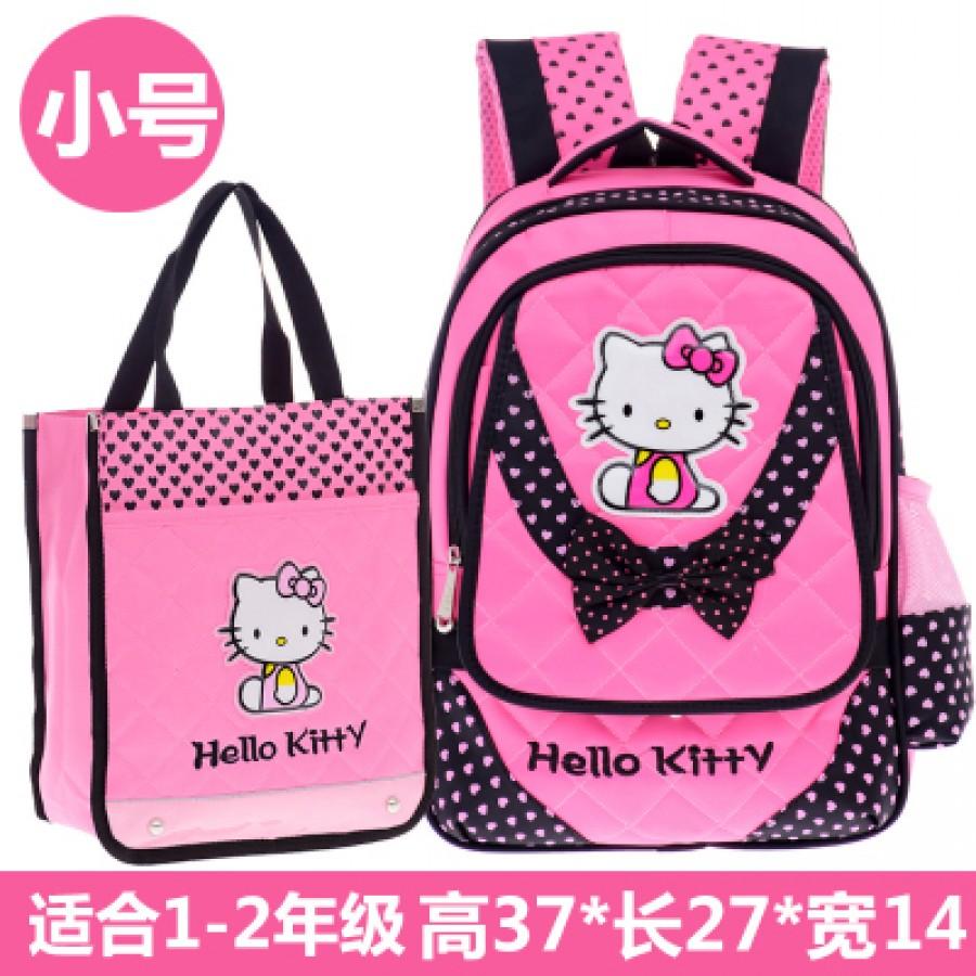 Рюкзак набор из 2 предметов арт Р195 розовый